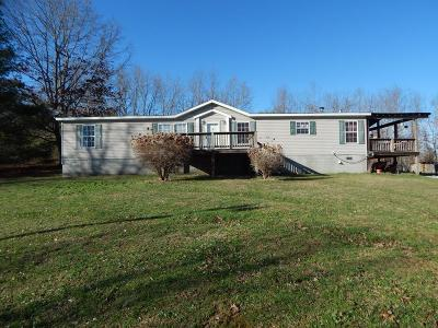 Crossville Single Family Home For Sale: 949 Gray Fox Dr.