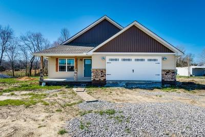 Baxter Single Family Home For Sale: 8935 Cookeville Boatdock Rd