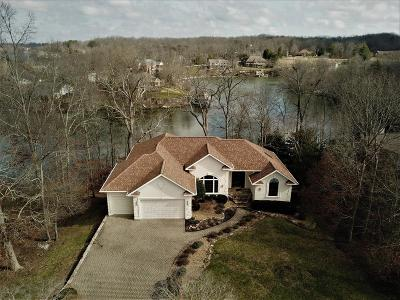 Crab Orchard, Crossville, Fairfield Glade, Monterey, Pleasant Hill, Sparta Single Family Home For Sale: 499 River Bend Dr.