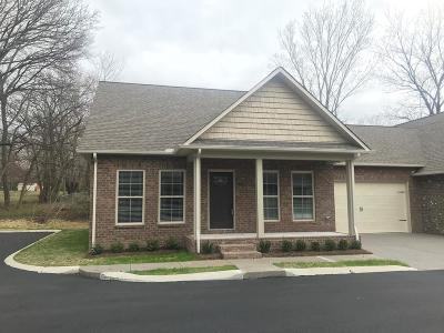 Cookeville Single Family Home For Sale: 240 Abington Court