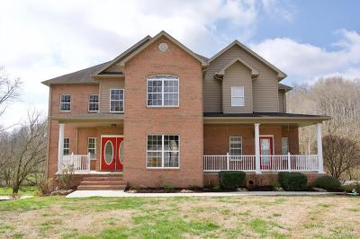 Cookeville Single Family Home For Sale: 3629 Tolbert Dr.