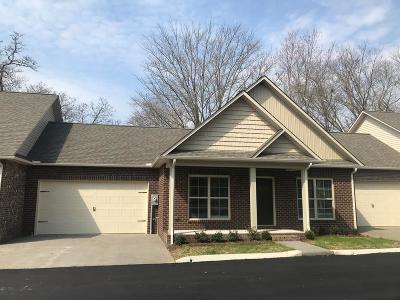 Cookeville Single Family Home For Sale: 249 Abington Court