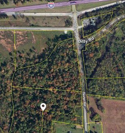 Putnam County Residential Lots & Land For Sale: 10.36 Ac Baxter Rd
