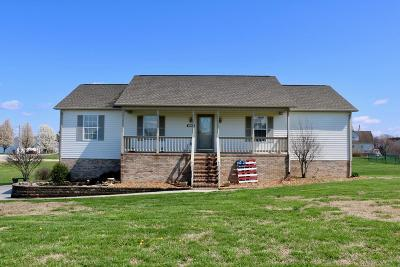 Cookeville Single Family Home For Sale: 1503 Parker Court