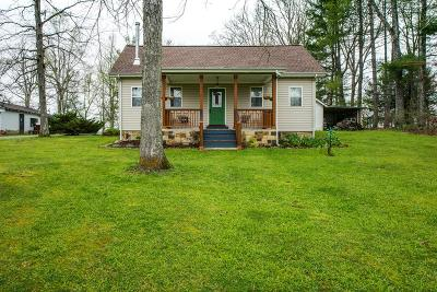 Crossville Single Family Home For Sale: 582 West Creston