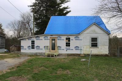 Crossville Single Family Home For Sale: 243 Old Lantana Rd.
