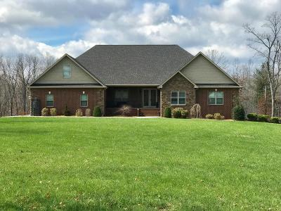 Crossville Single Family Home For Sale: 194 Willow Point