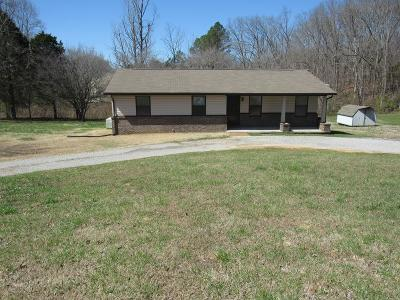 Cookeville Single Family Home For Sale: 2210 Cliff Ln