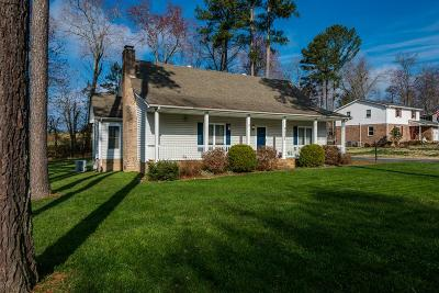 Cookeville Single Family Home For Sale: 2745 New London Dr