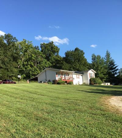 Livingston Single Family Home For Sale: 524 Celina Highway