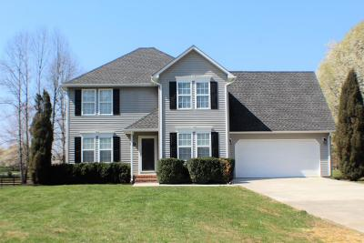 Cookeville Single Family Home For Sale: 564 Old Qualls Road