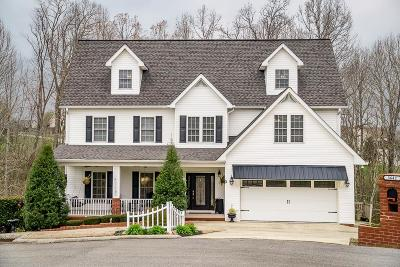 Cookeville Single Family Home For Sale: 3642 Maplewood Drive