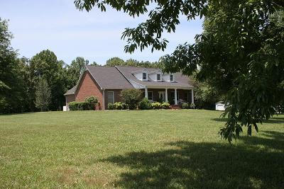 Cookeville Single Family Home For Sale: 1270 Anderson Ln