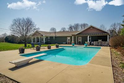 Livingston Single Family Home For Sale: 933 Airport Road