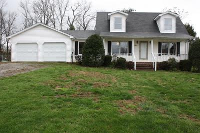 Cookeville Single Family Home For Sale: 2425 Magnolia Drive