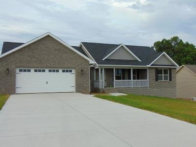 Cookeville Single Family Home For Sale: 7153 Coleman Circle