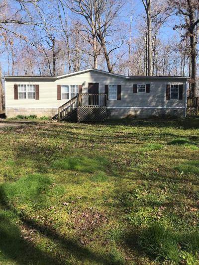 Cookeville Single Family Home For Sale: 4837 Shipley Rd