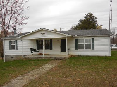 Cookeville Single Family Home For Sale: 175 Waynetta