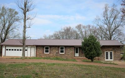Cookeville Single Family Home For Sale: 123 Tara Drive