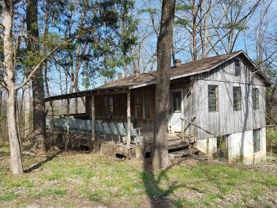 Cookeville TN Single Family Home For Sale: $43,000