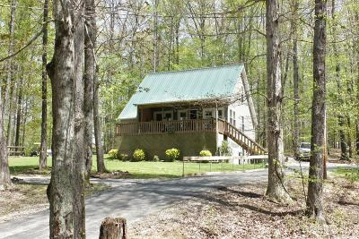 Cookeville Single Family Home For Sale: 185 Pine Valley