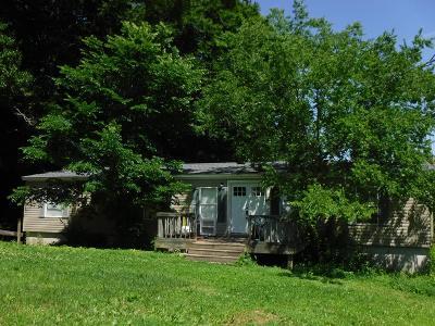 Gainesboro Single Family Home For Sale: 873 Greenwood Ridge Rd