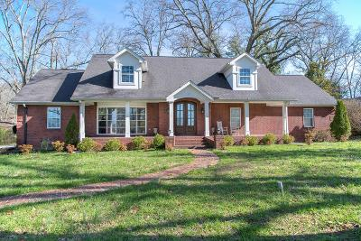 Cookeville Single Family Home For Sale: 536 Loweland Rd