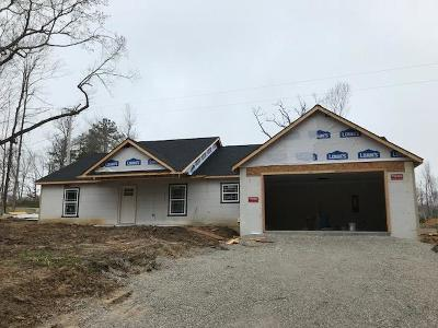 Cookeville TN Single Family Home For Sale: $208,000