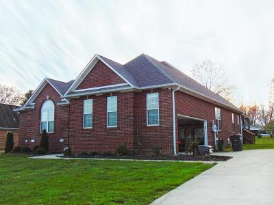 Cookeville Single Family Home For Sale: 536 Ryan Circle