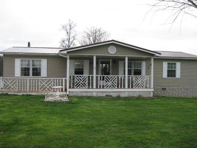 SPARTA Single Family Home For Sale: 684 Broom Road
