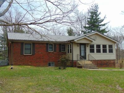 Monterey TN Single Family Home For Sale: $164,900