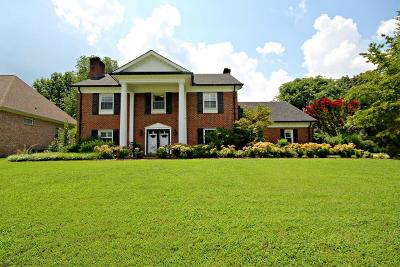 Cookeville TN Single Family Home For Sale: $499,900