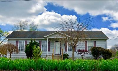 SPARTA Single Family Home For Sale: 1594 Parker Road