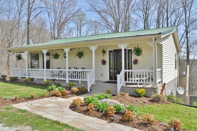 Sparta Single Family Home For Sale: 620 Crestview Drive
