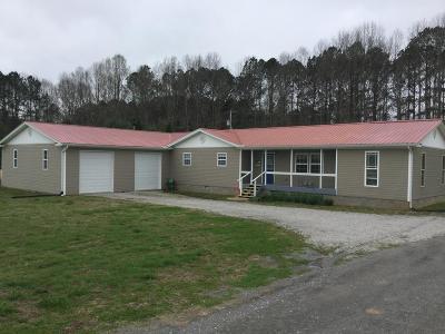 Gainesboro Single Family Home For Sale: 180 Ledford Lane