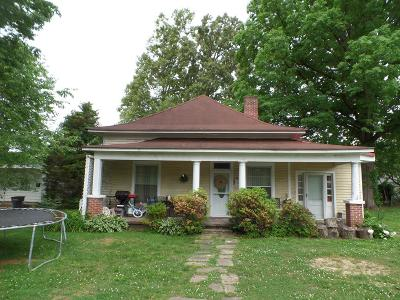 Cookeville Single Family Home For Sale: 1514 N Dixie