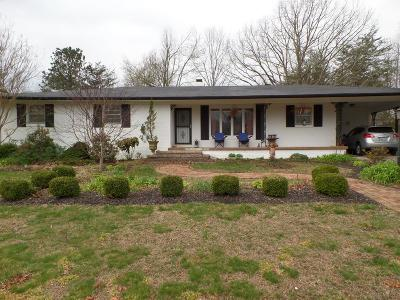 Monterey TN Single Family Home For Sale: $146,929