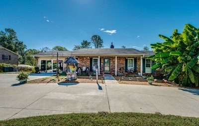 Cookeville Single Family Home For Sale: 2464 Broad Street