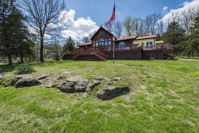 Granville Single Family Home For Sale: 1178 Martins Creek Hwy.