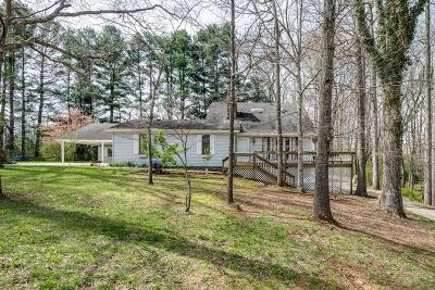 Cookeville Single Family Home For Sale: 1565 Dellwood Avenue