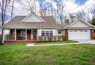 Cookeville TN Single Family Home For Sale: $192,500