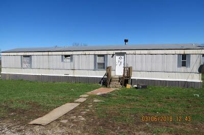 Crossville TN Single Family Home For Sale: $11,000