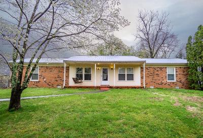 Cookeville Single Family Home For Sale: 3466 Manassas Road