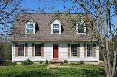 Cookeville Single Family Home For Sale: 250 E. Bangham Rd