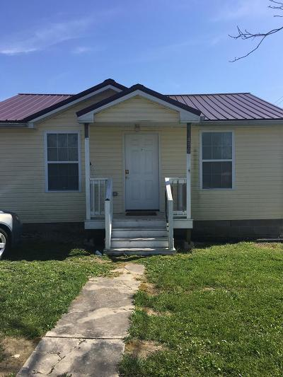 Cookeville TN Single Family Home For Sale: $94,900