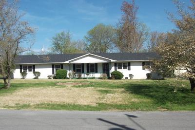 Cookeville Single Family Home For Sale: 1606 Rosebank