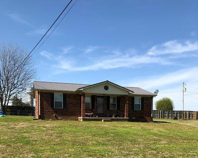 Cookeville Single Family Home For Sale: 4611 Church St