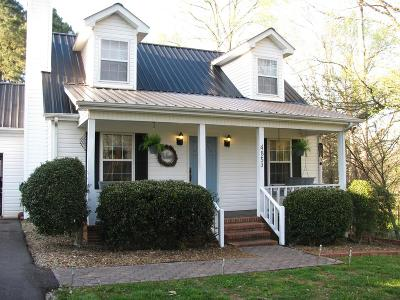 Cookeville Single Family Home For Sale: 4853 Swafford Rd
