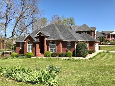Cookeville Single Family Home For Sale: 697 Canter Lane
