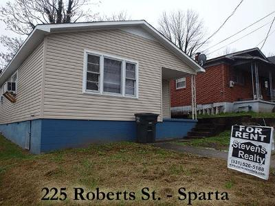 Sparta Single Family Home For Sale: 225 Roberts St.